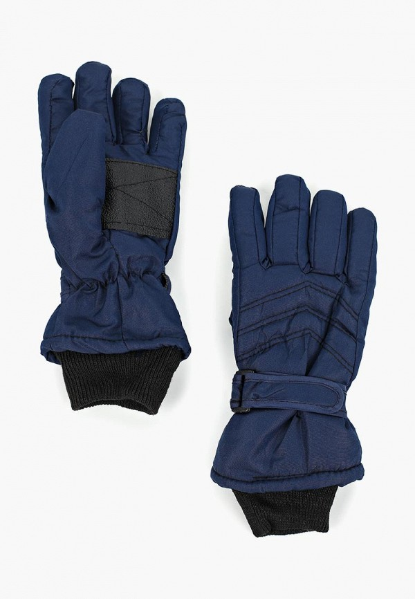 перчатки modis для девочки, синие