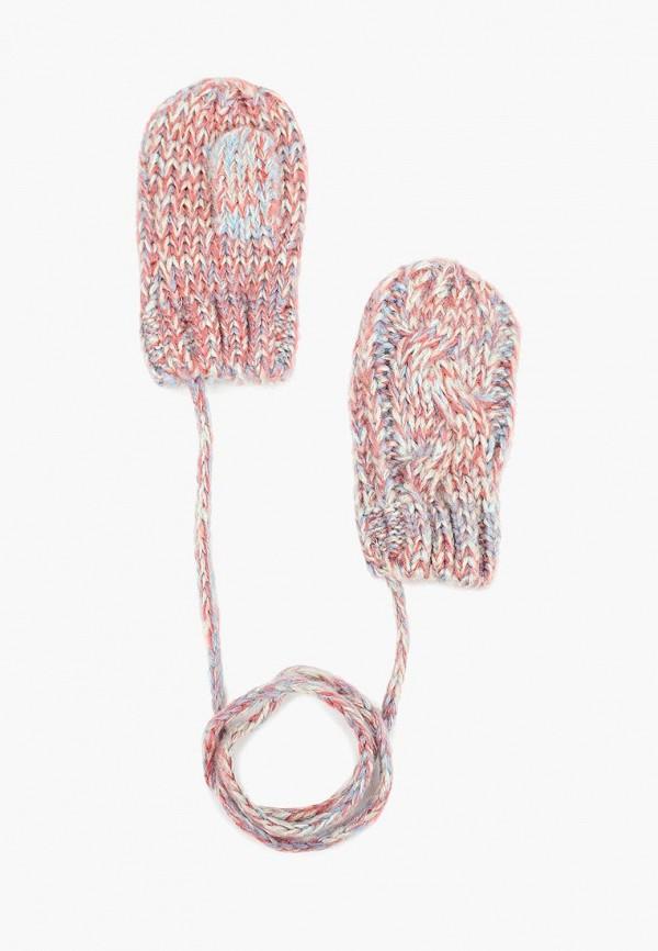 варежки modis для девочки, разноцветные