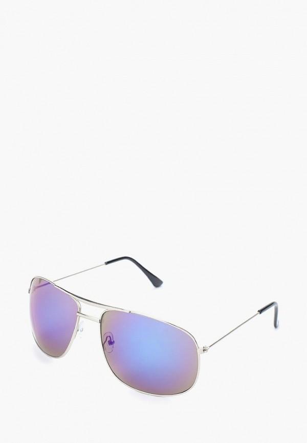 мужские солнцезащитные очки modis, серебряные