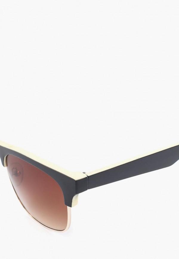 Фото 2 - Очки солнцезащитные Modis черного цвета