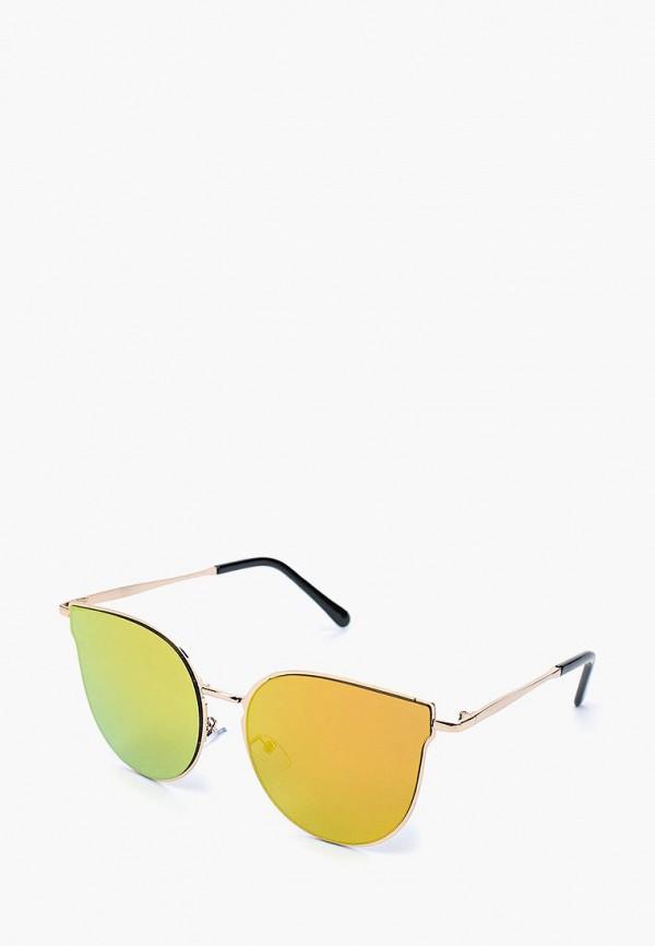 Фото - Очки солнцезащитные Modis золотого цвета
