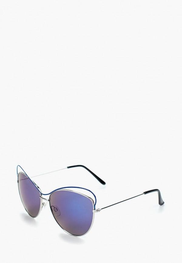 Фото - Очки солнцезащитные Modis серебрянного цвета