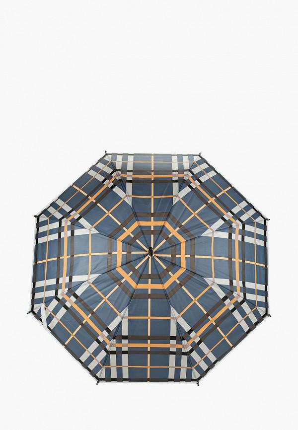 женский зонт modis, синий