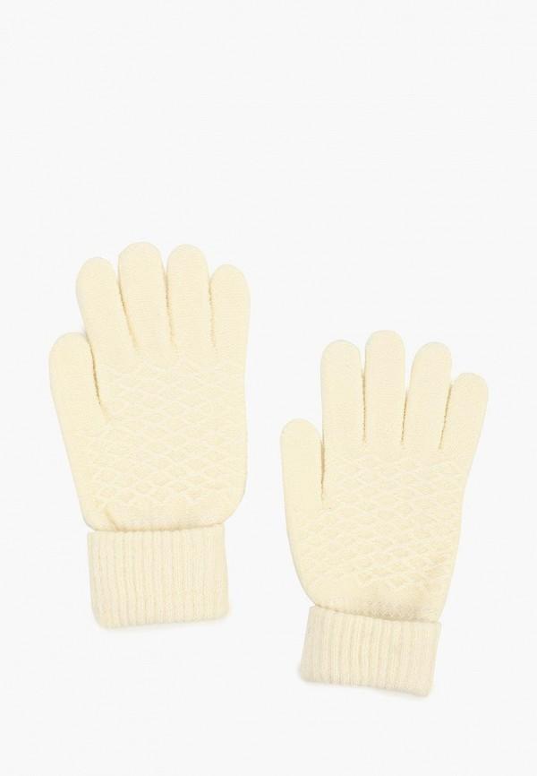 Купить Перчатки Modis, mo044dwcpgb3, белый, Осень-зима 2018/2019