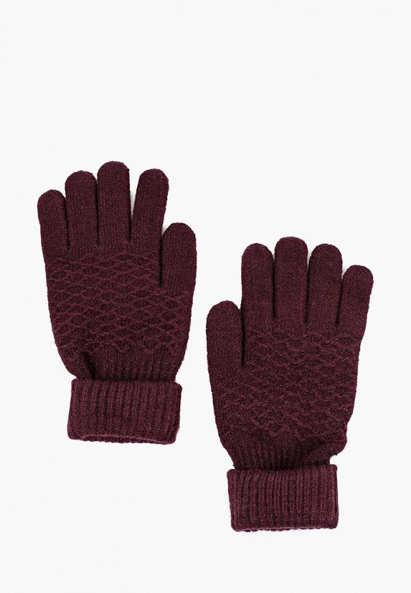 Купить Перчатки Modis, mo044dwcpgb4, бордовый, Осень-зима 2018/2019