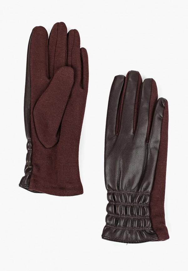 Перчатки Modis, MO044DWCRCR0, коричневый, Осень-зима 2018/2019  - купить со скидкой