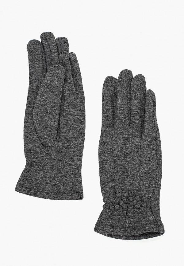 Купить Перчатки Modis, MO044DWCSVQ2, серый, Осень-зима 2018/2019