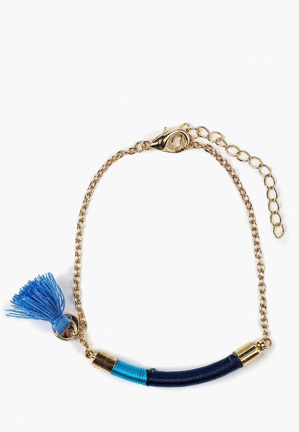 Фото - женский браслет Modis синего цвета