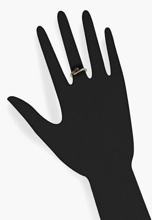 Фото 2 - женское кольцо Modis золотого цвета