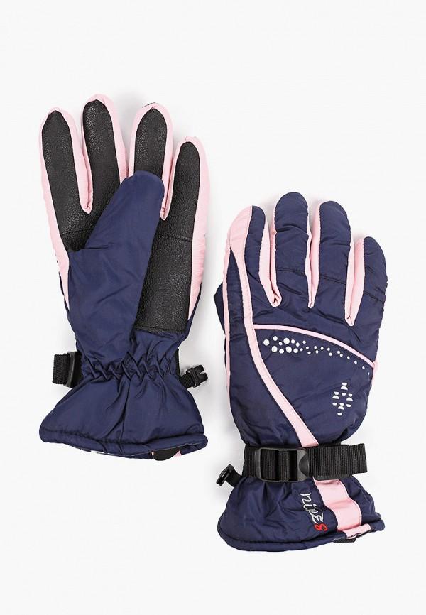 Перчатки Modis Modis M172A00562 синий фото