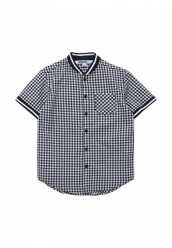 Купить Рубашка Modis, MO044EBAXXW2, синий, Весна-лето 2018