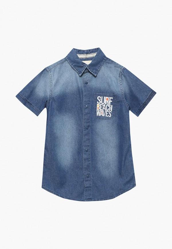 Рубашка для мальчика джинсовая Modis M181D00215
