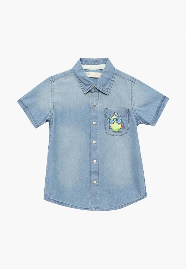 цена Рубашка джинсовая Modis Modis MO044EBBEAZ3