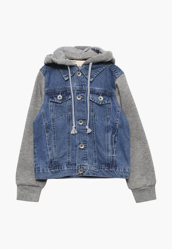 Куртка джинсовая Modis Modis MO044EBBKHC8 цена 2017