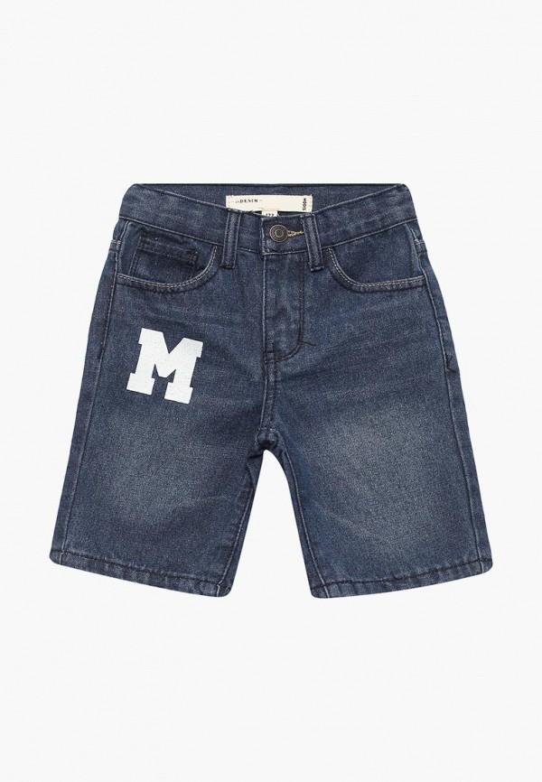 Шорты джинсовые Modis Modis MO044EBBKHD7 шорты modis modis mo044ebaxxq7