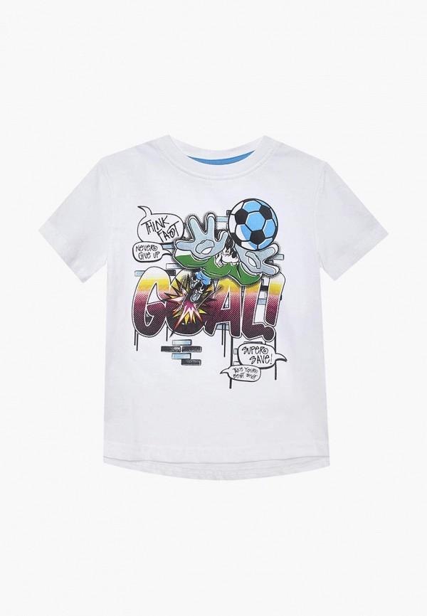 Купить Футболка Modis, MO044EBBNVW9, белый, Весна-лето 2018