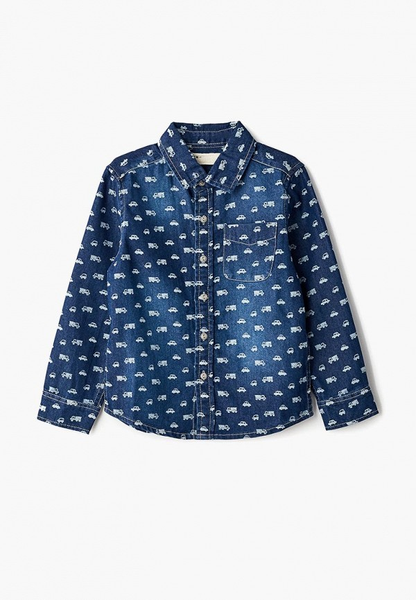 Рубашка джинсовая Modis Modis MO044EBCCPH3 цена