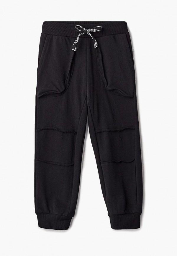 спортивные брюки modis для мальчика, черные
