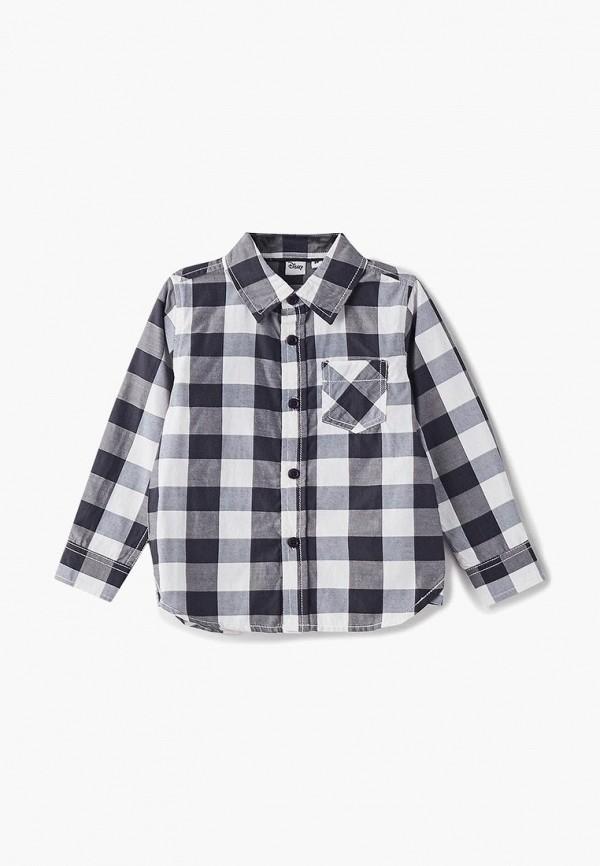рубашка modis для мальчика, серая