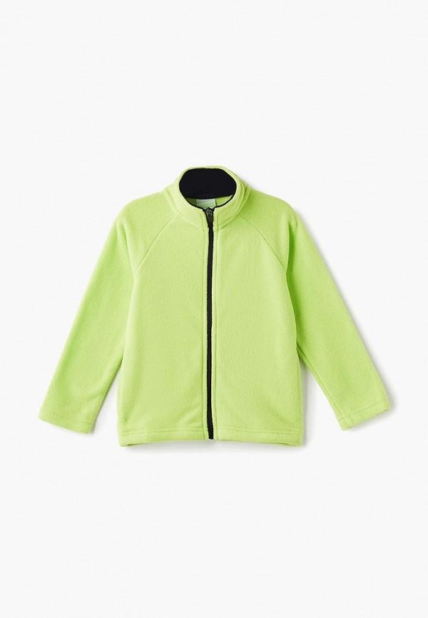 олимпийка modis для мальчика, зеленая