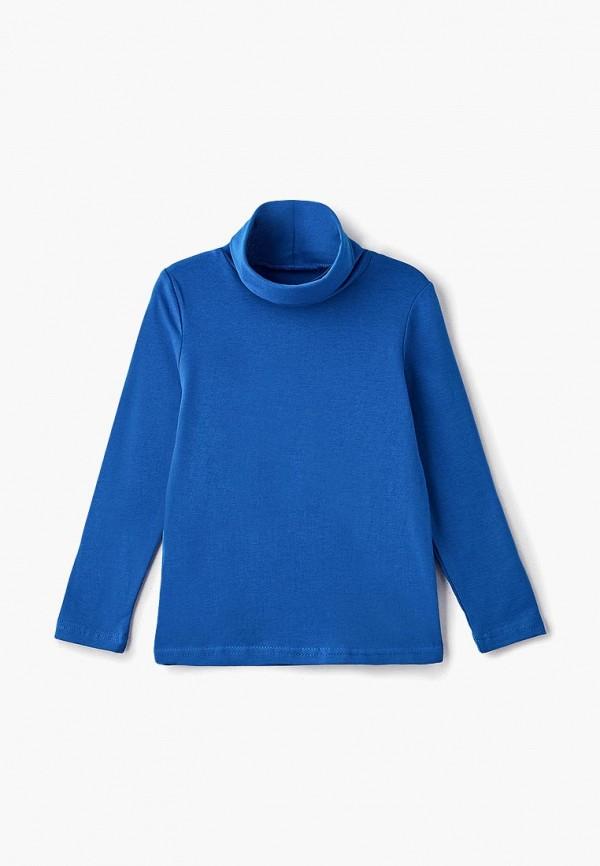 водолазка modis для мальчика, синяя
