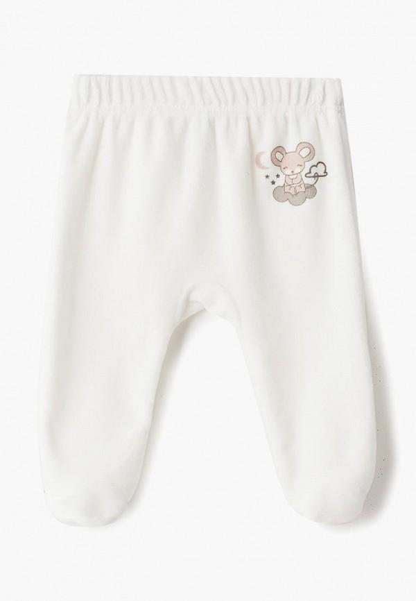 ползунки modis для мальчика, белые
