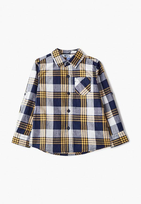 цена Рубашка Modis Modis MO044EBEBCS4 онлайн в 2017 году