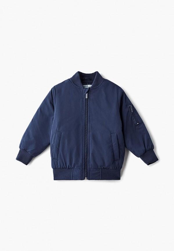 куртка modis для мальчика, синяя