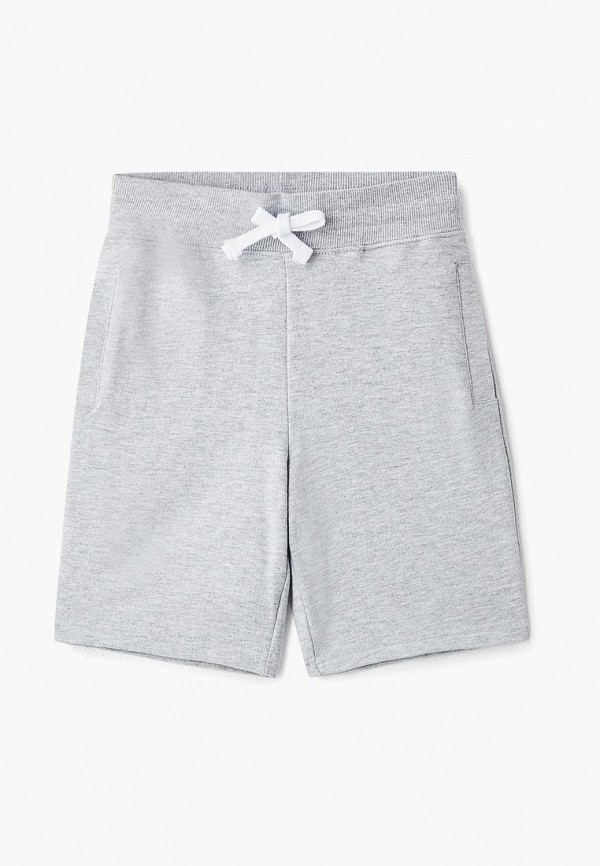 спортивные спортивные шорты modis для мальчика, серые