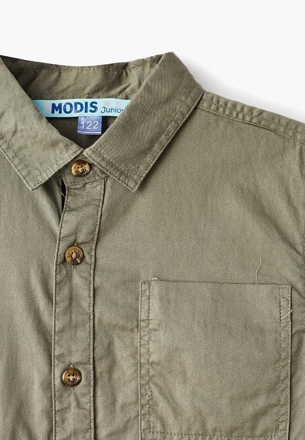 Фото 3 - Рубашку Modis цвета хаки