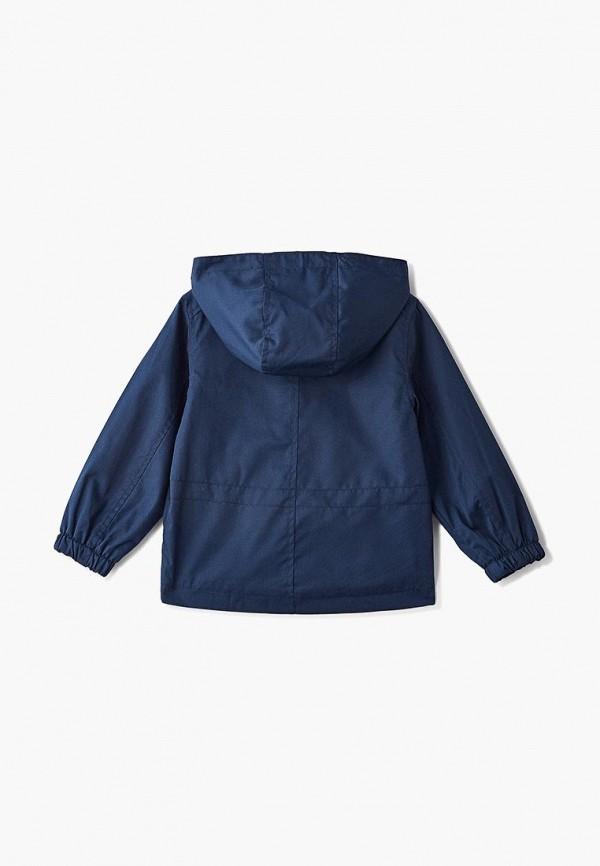 Фото 2 - Куртку Modis синего цвета