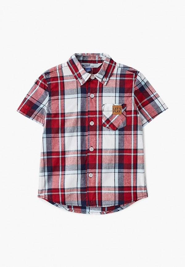 цена Рубашка Modis Modis MO044EBEUAR6 онлайн в 2017 году