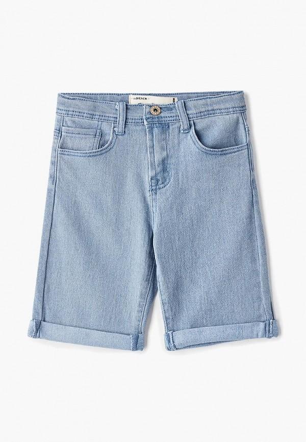 шорты modis для мальчика, голубые