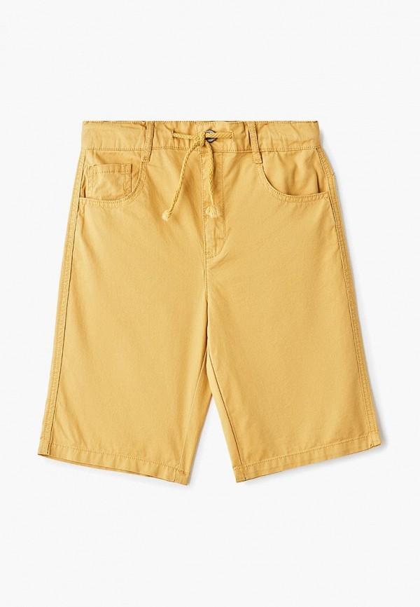 шорты modis для мальчика, желтые