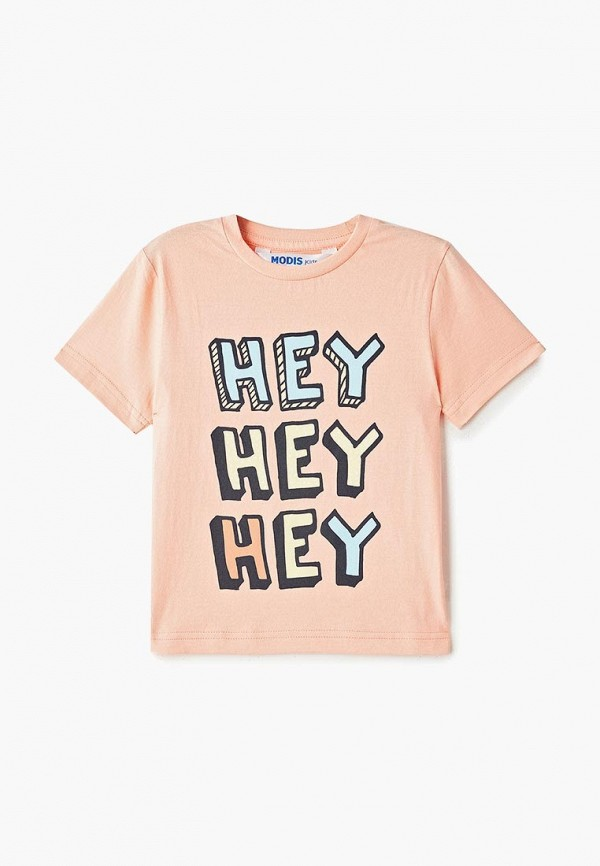 футболка с коротким рукавом modis для мальчика