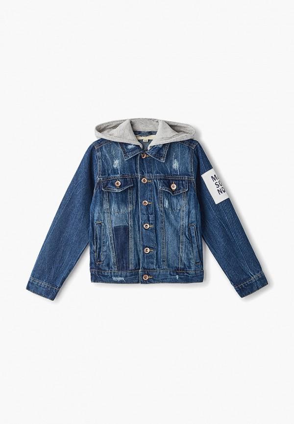 Куртка джинсовая Modis Modis MO044EBFHUI5 куртка modis modis mo044emerjy9