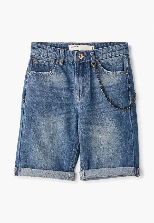 Шорты джинсовые Modis Modis MO044EBFHUJ4 шорты джинсовые modis modis mo044ebbasf3