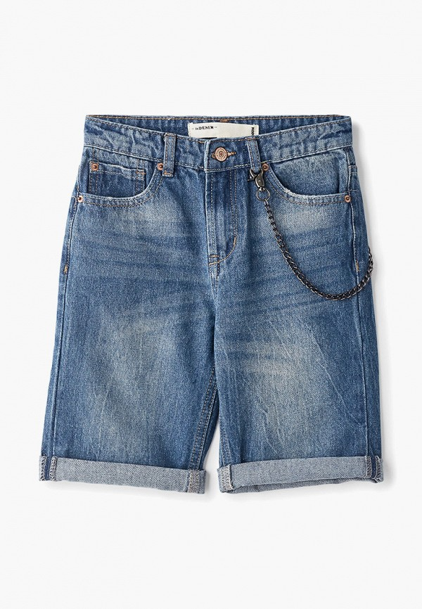 Шорты джинсовые Modis Modis MO044EBFHUJ4 шорты джинсовые modis modis mo044ebfclm6