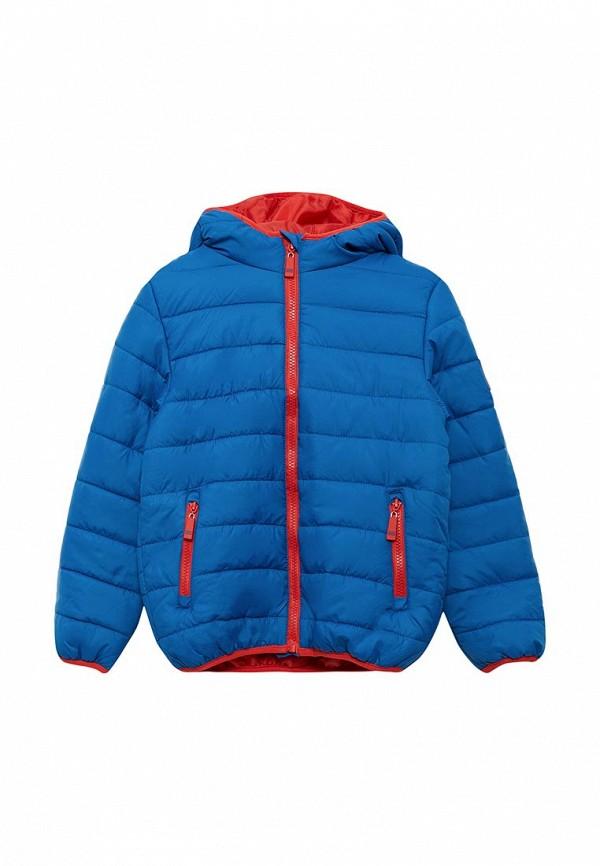 Фото - Куртку утепленная Modis синего цвета