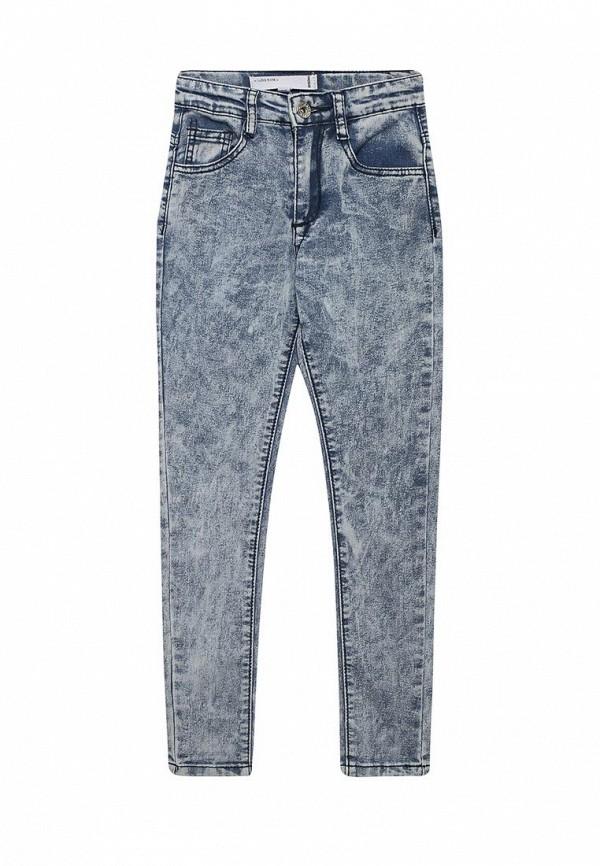 джинсы modis для девочки, голубые