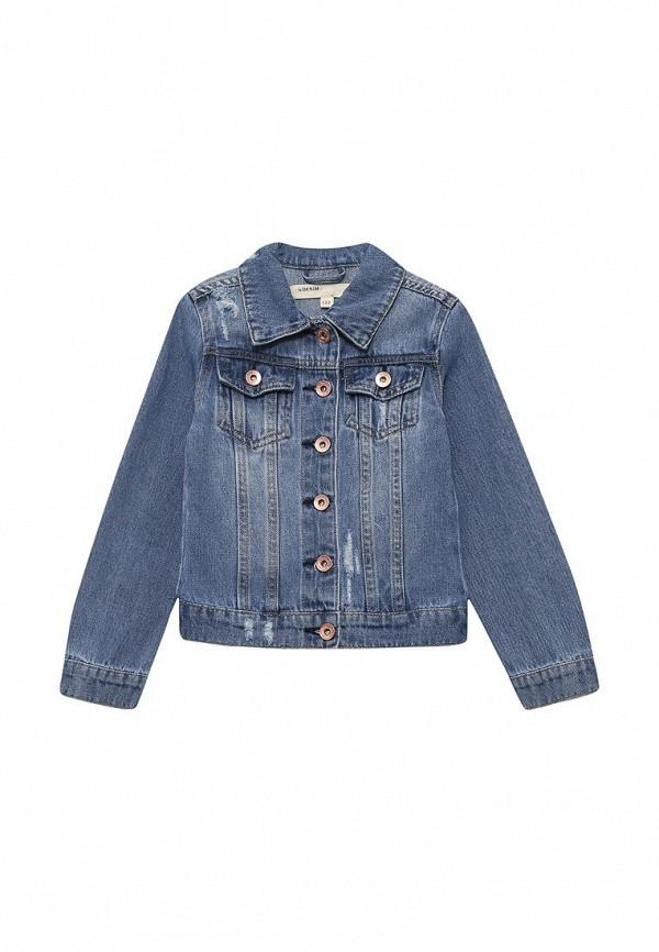 Купить Куртка джинсовая Modis, MO044EGAXXR0, синий, Весна-лето 2018