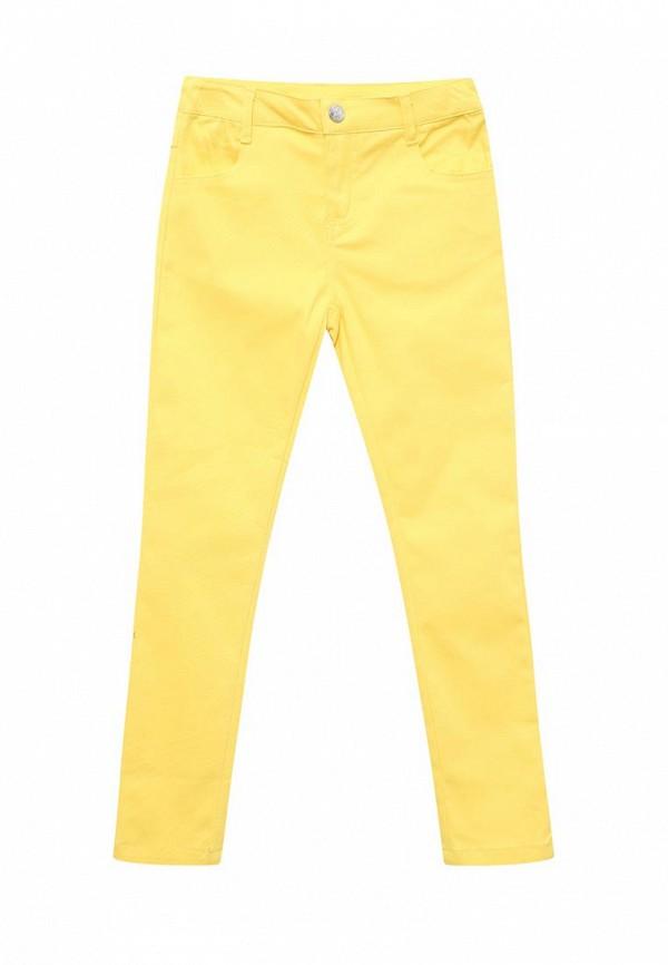 брюки modis для девочки, желтые
