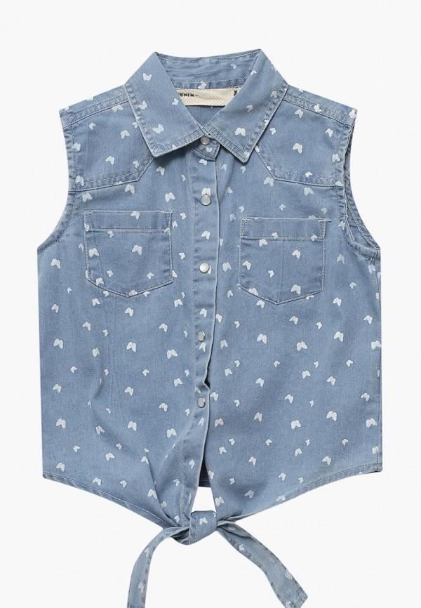 Рубашка джинсовая Modis Modis MO044EGBDRI1