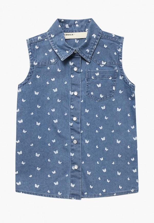 Рубашка джинсовая Modis Modis MO044EGBDRI2 все цены