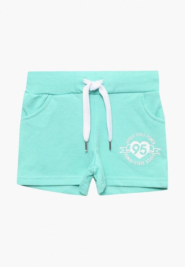 шорты modis для девочки, зеленые