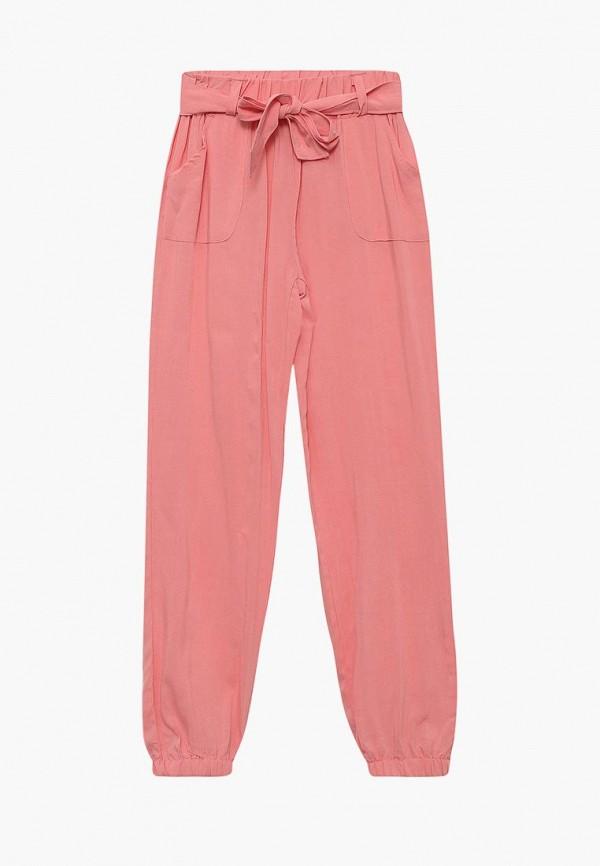 брюки modis для девочки, розовые
