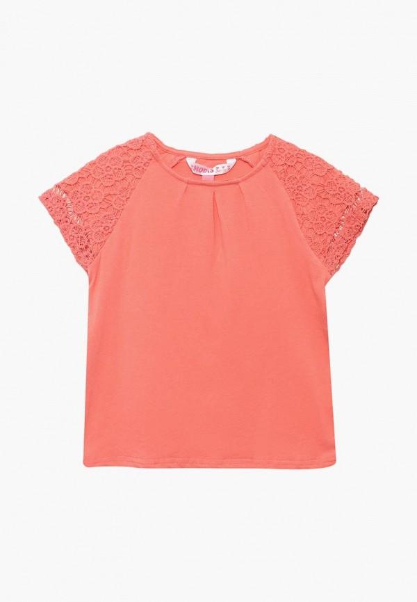 футболка с коротким рукавом modis для девочки
