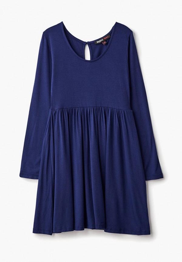 Фото - Платье Modis синего цвета