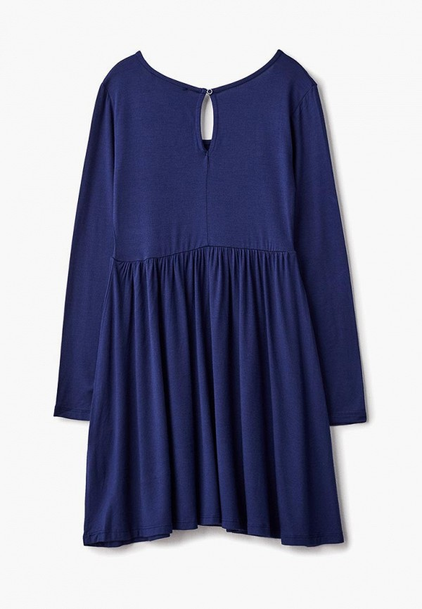 Фото 2 - Платье Modis синего цвета