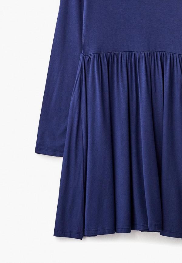 Фото 3 - Платье Modis синего цвета